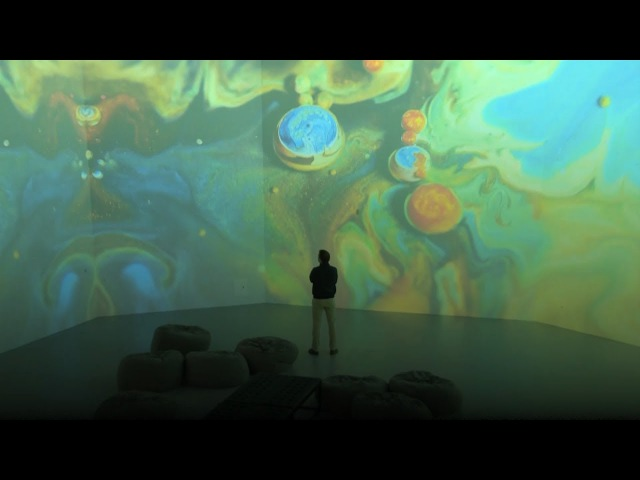 """""""Kingdom of Colors"""" visual experience opens at DC ARTECHOUSE"""