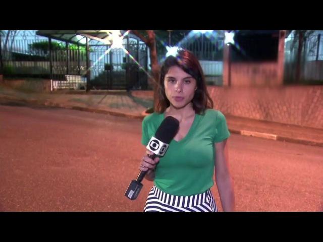 Essa repórter é sensacional ! Eliane Scardovelli.