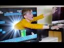 Попал в ТЕЛЕВИЗОР Не знает как ВЫБРАТЬСЯ из МАРИО Видео для детей