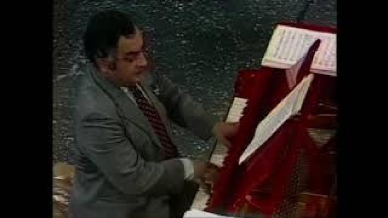 Типичное взаимоотношение между вокалистом и Концертмейстером