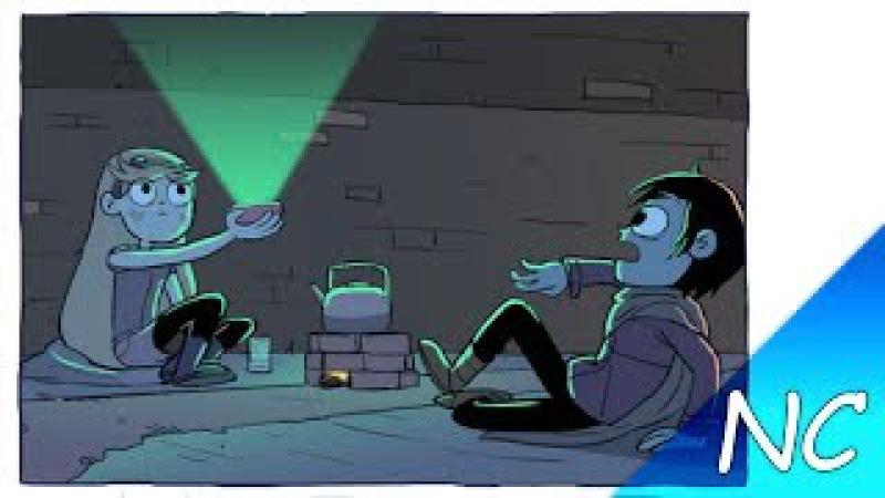 Комикс СТАР | Падающая Звезда | Часть 1 и 2