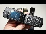 7 Новых ретро доноров за копейки. Nokia 6060. Sony Ericsson T68i. Nokia 1100.