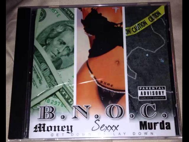 B.N.O.C. - In My Blood (10 A Key Version)