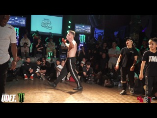 BC One All Stars Vs Dangerous Connection   Semis   Undisputed World B-Boy Masters  Pro Breaking Tour   Danceproject.info