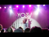 Yoav - Keep calm Carry On (Live @ Kyiv)