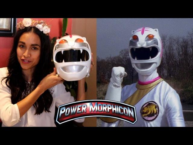 Power Morphicon 2018 Promo - Jessica Rey | White Ranger | Power Rangers Wild Force
