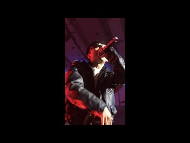 [11.11.2017] Woo Won Jae - We Are (KBS Ulsan Hall Let's Get It Hip-Hop Concert)