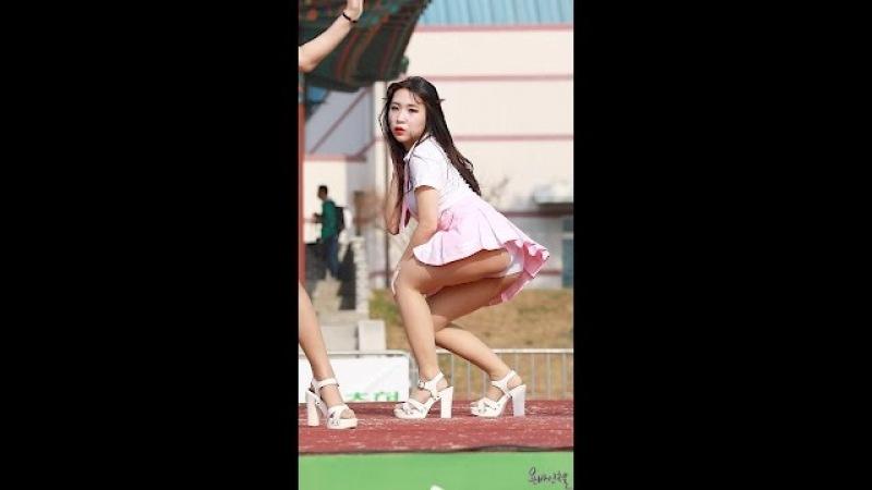 170416 여성댄스팀 스윗걸(Sweet Girl)_(수빈) 맘마미아 Dance Cover [포천 38선 하프마라톤 대회 축하4
