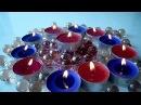 Сеанс очистки Сила пламени свечи: Музыка природы. Пение птиц. Огонь свечи.