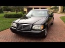 SOLD 1999 Mercedes Benz S500 Sedan for sale by Autohaus of Naples