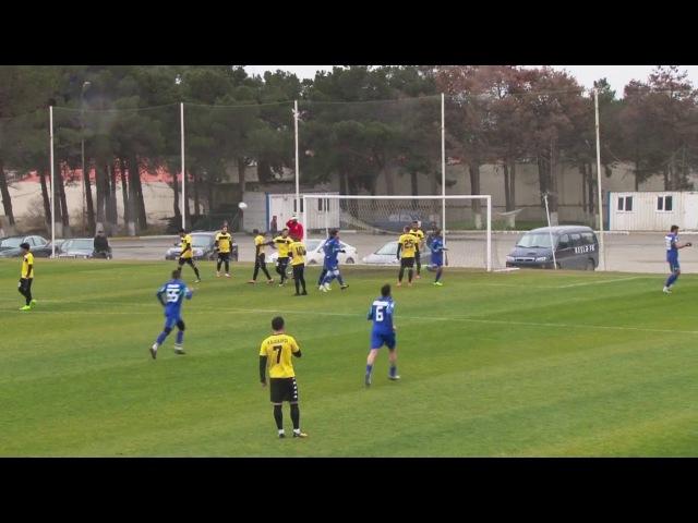 Neftçi FK 1-2 Keşlə FK | Yoxlama oyunu | 14.01.2018
