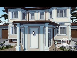 3D-проект дома, г. Снежинск