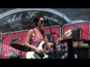 Warpaint - Live From the KROQ Coachella house