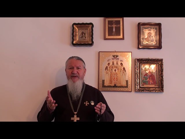 ДВА РЕЖИССЕРА ДВА ВРАГА Иеромонах Антоний Шляхов