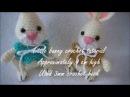 Little bunny crochet tutorial