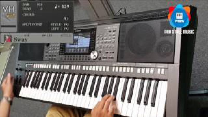SWAY Style for Yamaha Keyboard