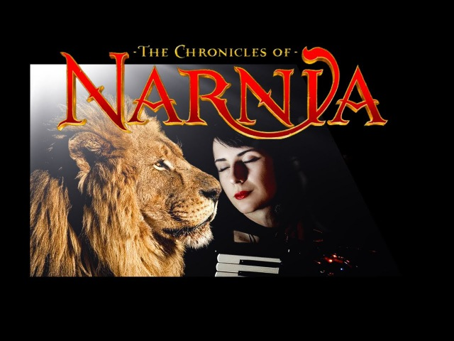 The Chronicles of Narnia - Narnia lullaby on accordion and ukrainian flute