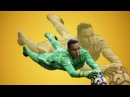 Keylor Navas VS FC Barcelona - best goalkeeper saves El Clasico