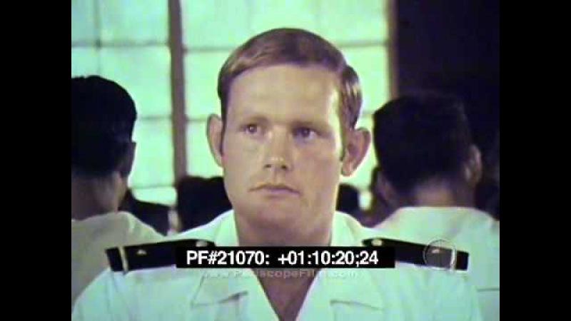 1976. Первые женщины. Военно-морская академия Аннаполис.