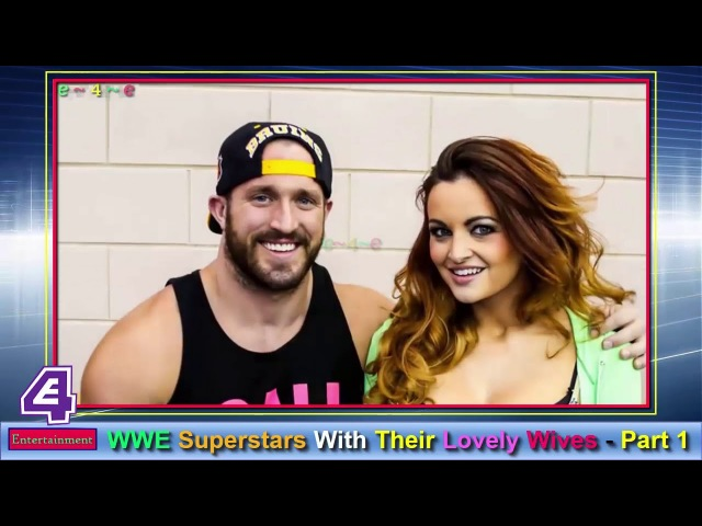 WWE Superstars and Their Wives 2018 - Part 1