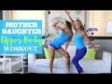 Mother Daughter Workout w Denise Austin  ARMS!