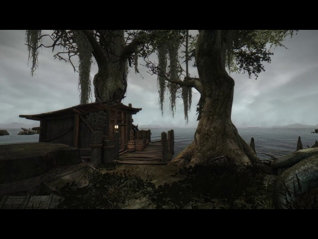 Skywind Bitter Coast soundscape timelapse