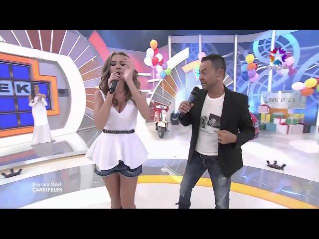 Serdar Ortaç ft Otilia - Balım @ Çarkıfelek 2015