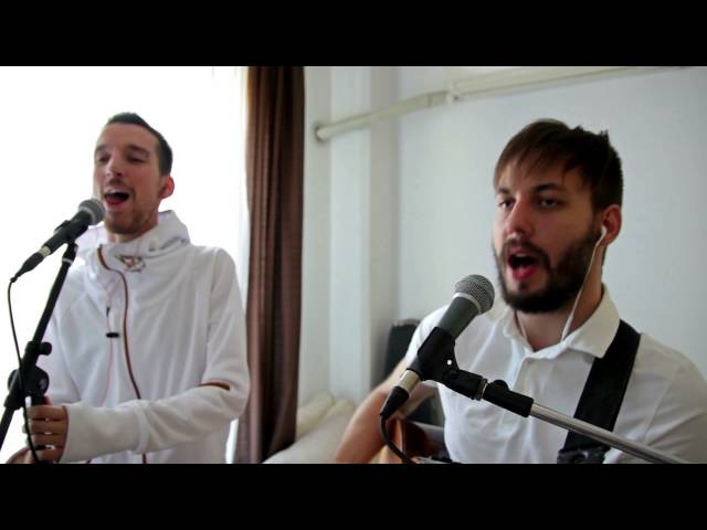 Bob Marley - Get Up, Stand Up (Cover by The Duo Gitarinet)