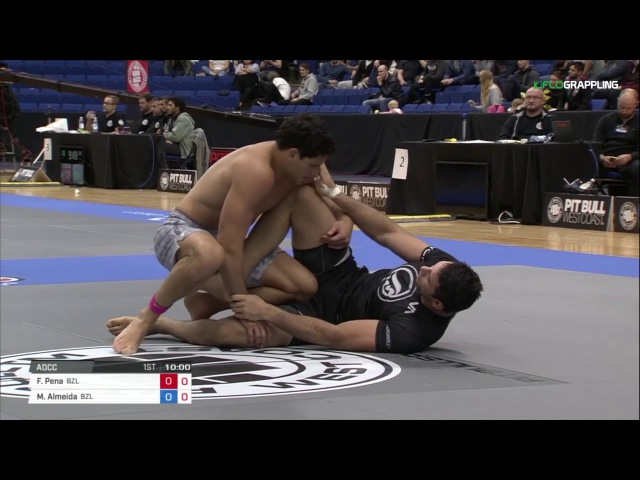 Highlight ADCC 2017 - Felipe Pena Preguiça