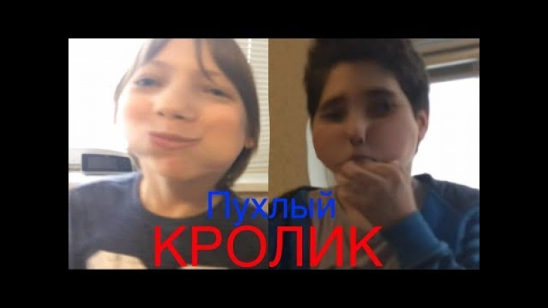 Пухлый КРОЛИК Challenge
