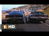 Bullitt (1968) - Ford Mustang vs. Dodge Charger Scene (510)  Movieclips
