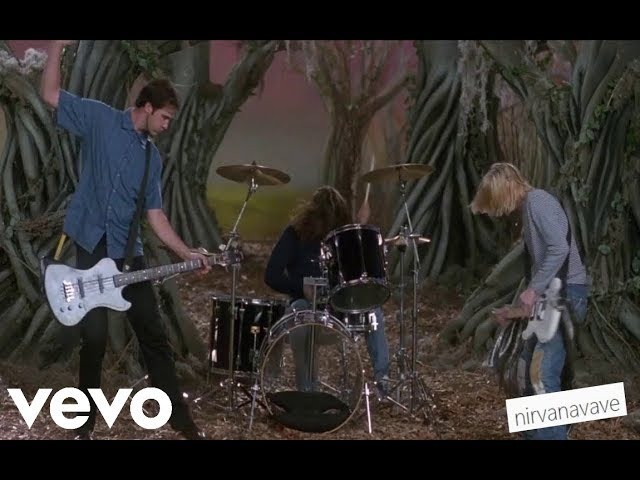 Nirvana - You know you're right (Original 1994)