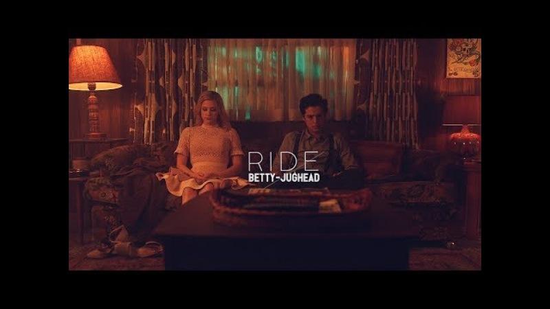 Betty Jughead - Ride [2x12]