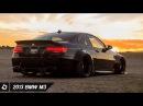 Liberty-Walk BMW M3 on BBS Wheels