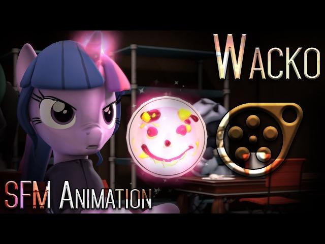 SFM Ponies Wacko