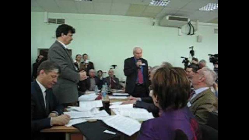 Л.Г.Ивашов: То, что Вы делаете, мне уже очевидно.