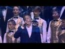 Bet bet, Jānis Lūsēns un JMMS zēnu koris - Nakts (G.Rača jubilejas koncerts Arēnā Rīga. 27.03.2015)