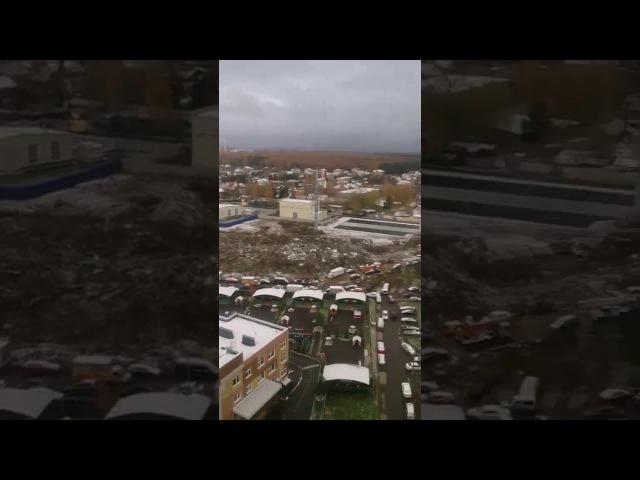 «Скорую» не пропускали к пациенту автомобили в Трехгорке