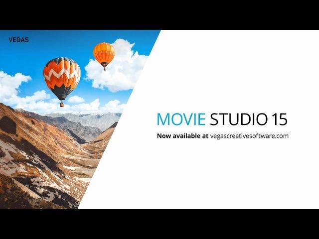 VEGAS Movie Studio 15 Platinum Steam Edition