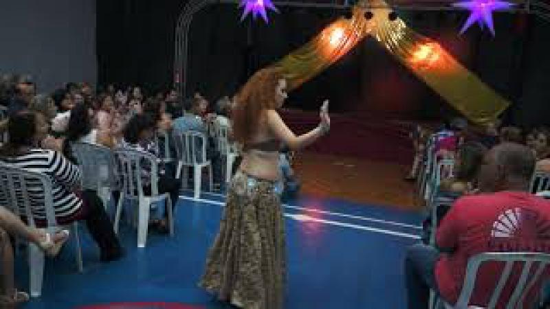 4a Mostra de Dança do Ventre do CCB