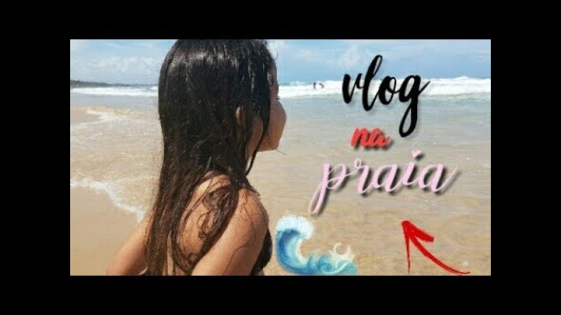 Ferias Na Praia De Gaibu-PE ((Vlog Da Chaylla Alax))