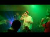 White Hot Ice и Руставели (Многоточие) выступили с треком