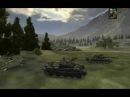 приключения War Wolf и UtU на картах World of Tanks 1 выпуск карта небельбург
