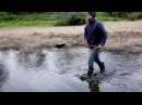 Прикол Рыбалка в луже