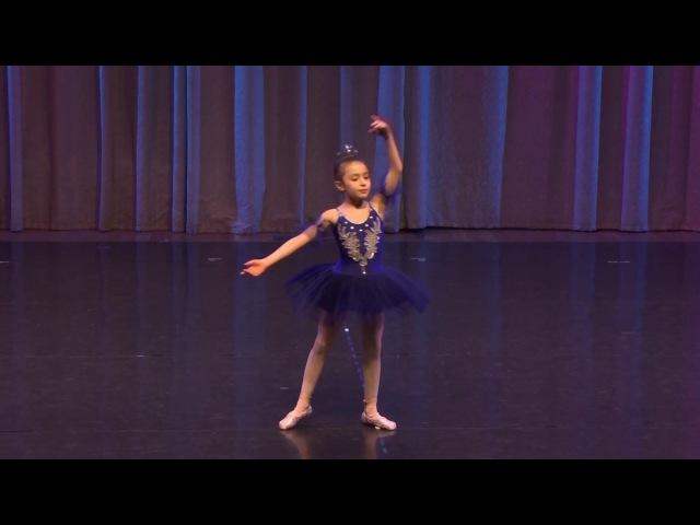 Вариация Флорины из балета Спящая Красавица