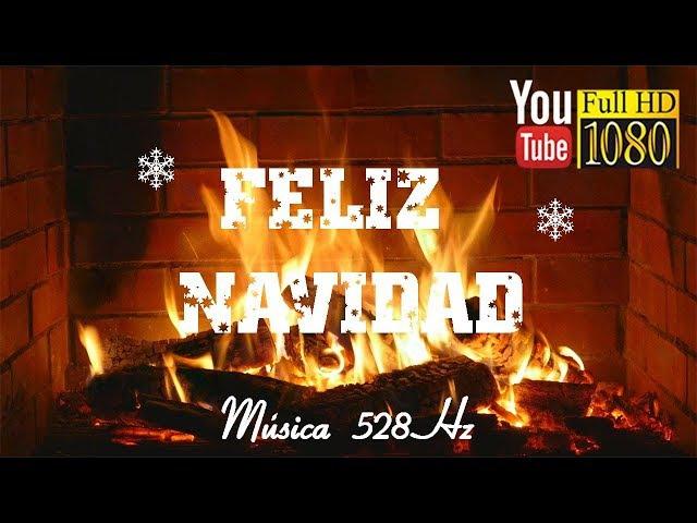 1 hora ❄ 528 Hz ❄ Hermosa Musica de Navidad Feliz Año Nuevo ❄ Música Relajante ❄ Feliz Navidad
