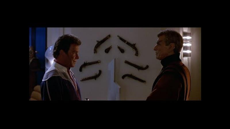 Star Trek III The Search For Spock - Admiral Kirk Sarek