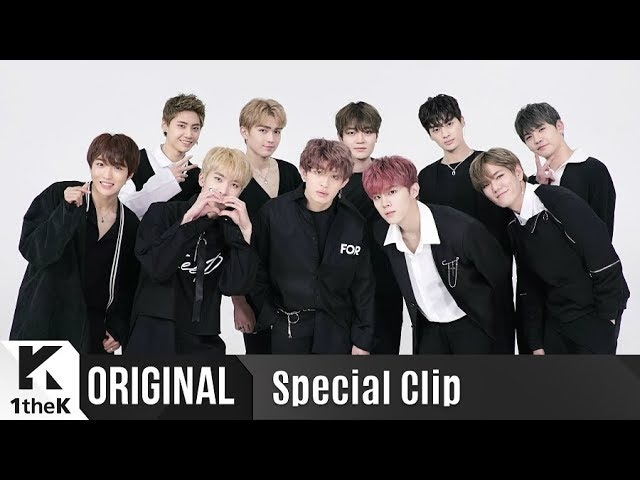 Special Clip(스페셜클립): UP10TION(업텐션) _ CANDYLAND