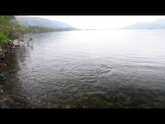 Рыбалка на Сейдозере