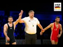 Beka Lomtadze Nico Antonio Zarcone Final 61 kg Ringer Bundesliga 2017